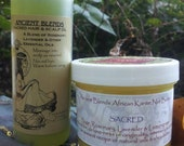 Ancient Blends 'Sacred' Hair and Body GIFT COMBO PACK (4ozs each)