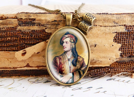 Lord Byron  - Vintage Necklace