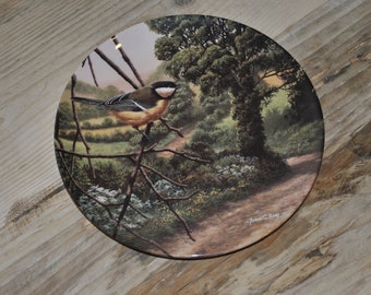 Vintage Royal Doulton - Limited Edition - Treasures of the Morning Collection - Song at Daybreak - Plate