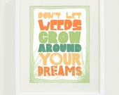 Your Dreams Art Print // 8 x 10