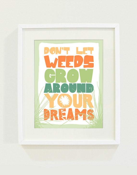 Your Dreams Art Print // 8 x 10