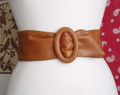 Carmel Belt with Oval Buckle