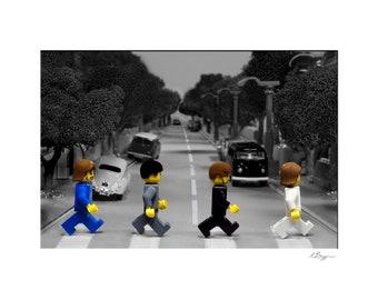 LEGO© Abbey Road
