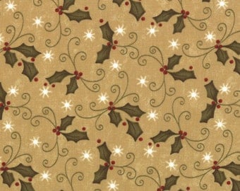 Last One Fat Quarter of Merry Medley by  Sandy Gervais for Moda