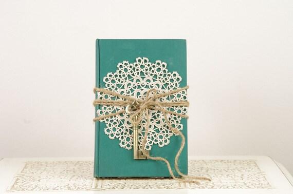 Ring Bearer Book - Vintage book titled The Long Love - Ring Bearer Alternative