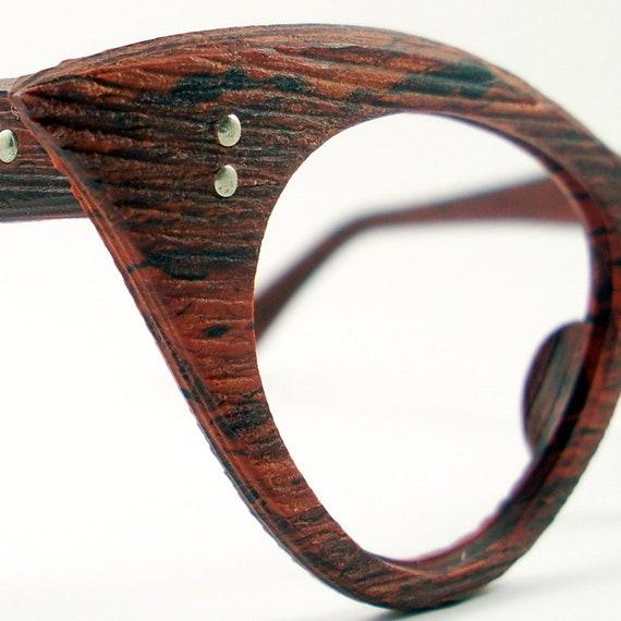 Vintage Cat Eye Glasses Eyeglasses Sunglasses New Frame France