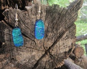Sparkly Turquoise/blue Earrings