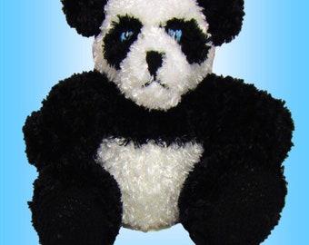 Andy Panda - Original Toy Knitting pattern