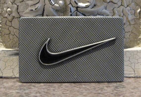 "Vintage ""Nike"" Belt Buckle"
