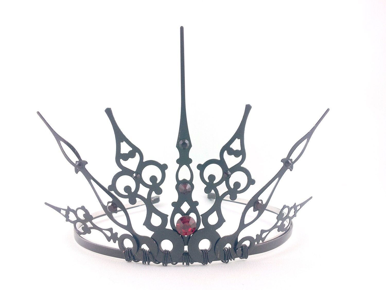 Evil Crown Drawing