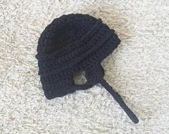 Hockey Helmet Hat...........size newborn