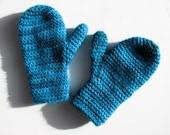wool child's size 4 mittens