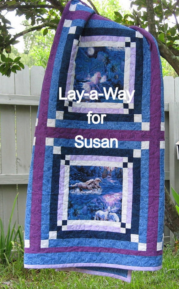 Lay a way Order for Susan Midnight Ride