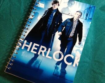 Sherlock pocket memo book