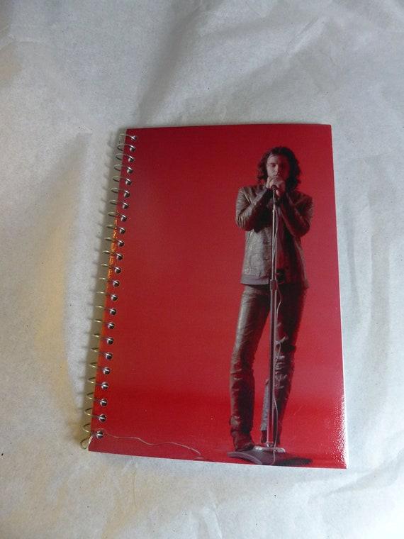 Jim Morrison pocket memo book