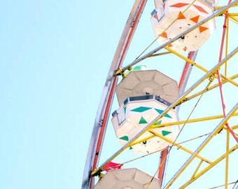 Carnival Photograph 5x7 - Amusement Park