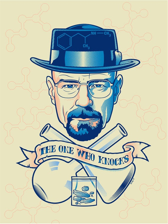 Knock, Knock: Breaking Bad tribute art show at Gallery 1988