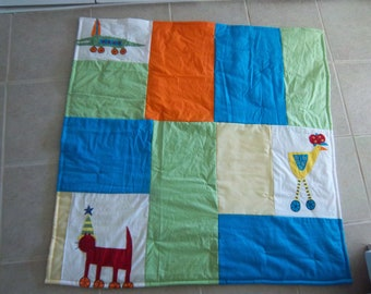Sheets Babies First Quilt Crib Size