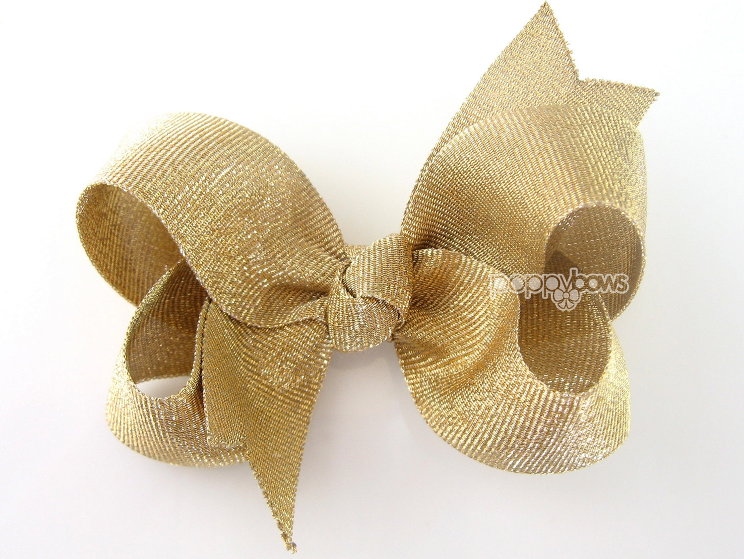 baby gear galore gold hair bow gold baby hairbow 3 4 or 5