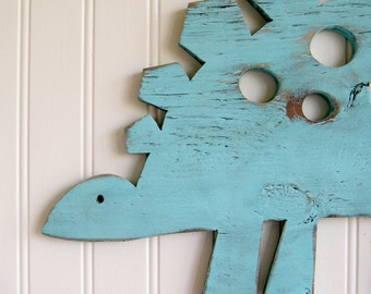 Stegosaurus Small Dinosaur Decor Dino Wall Art  Sign Kids Children's Room Decor