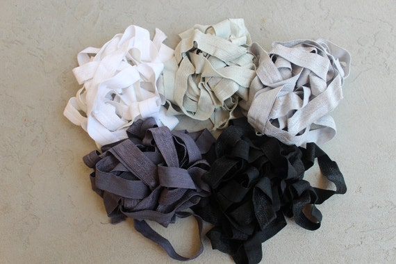 Listing for 5 colors 2 yards of each color  yellow , pink , dark grey , dark brow