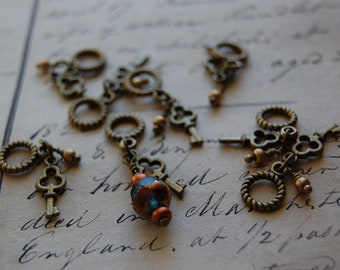 Wingspan Travelling Stitch Markers