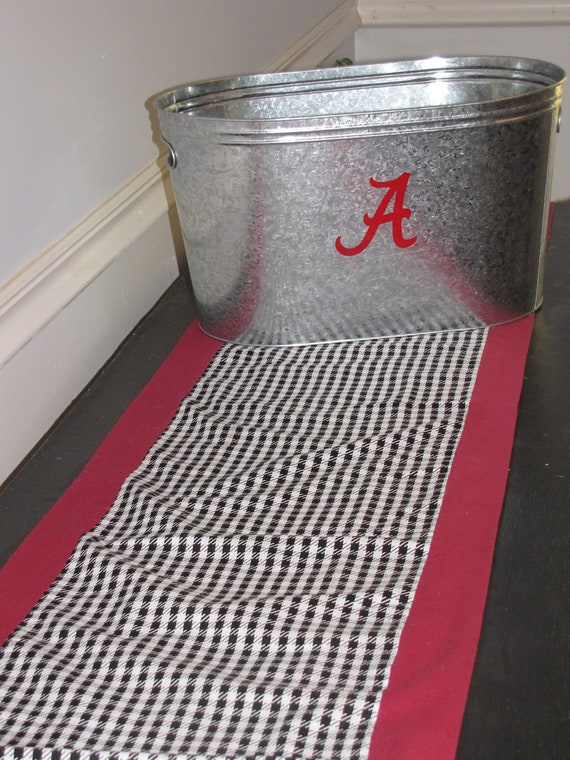 Alabama Table Runner
