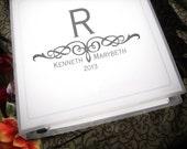Wedding Planning Binder with Customized Classic Logo 6