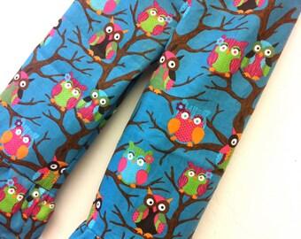 Hootie Jane Ruffled Owl Pants