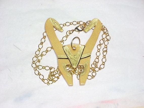 Loki Helmet Pendant