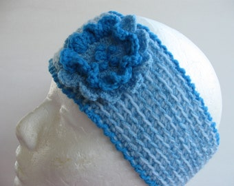 Headbands,  Original Crochet, one of a kind ,  soft baby weight yarns used.