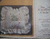 Christmas Cross Stitch Pillow Kit