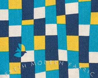 Fat Quarter Cotorienne Yurari in Blue, Anyan for Yuwa Fabric, 100% Cotton Fabric
