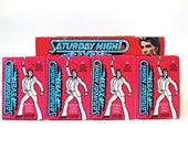 Saturday Night Fever Trading Cards by Donruss Lot of 3 Packs