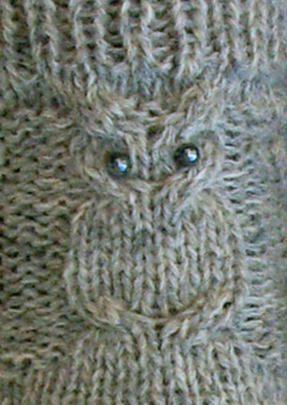 Perfect Knitting Pattern Owl Hat Photo Easy Scarf Knitting