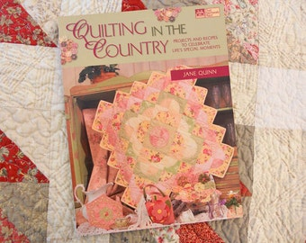 Quilting in the Country by Jane Quinn