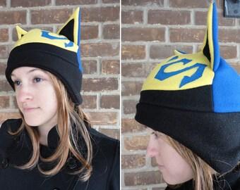 Celty Durarara Hat - Fleece Hat Adult, Teen, Kid - A winter, nerdy, geekery gift!