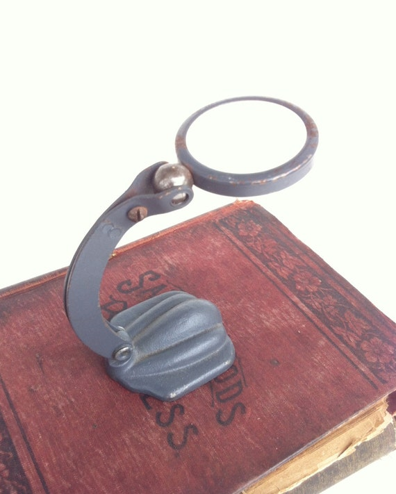 Antique Art Deco Magnifying Glass