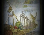 The Ferryman Mythic Tarot Reading / Transformative Personal Changes