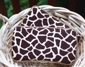 Giraffe Boutique Style Baby Wipe Case, Diaper Wipe Case, Huggies Wipe Case, Travel Wipe Case, Wipe Cases