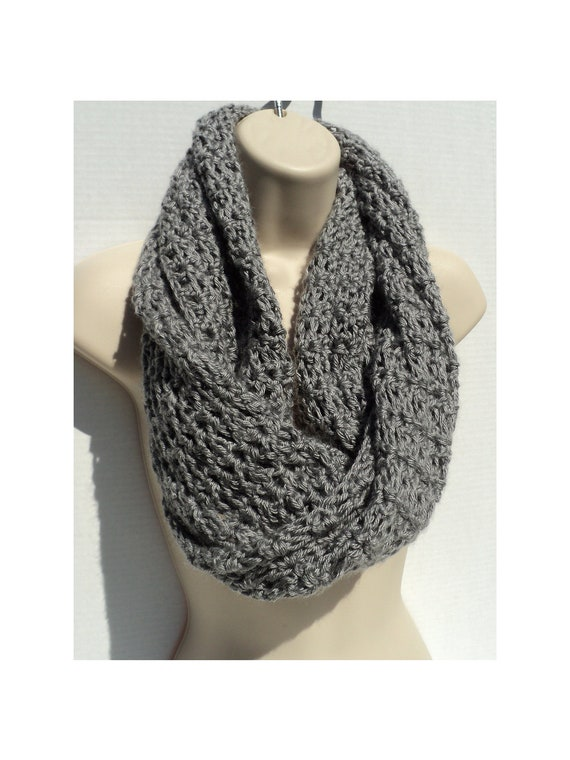Crochet PATTERN - SImple Elegance - Mobius cowl, Neck Scarf and Shawl