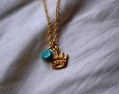 Queen's Crown Necklace