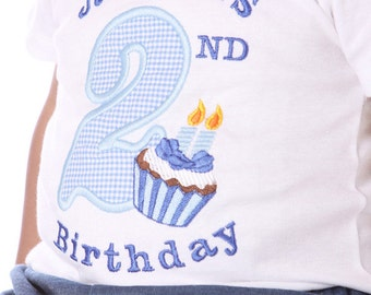Personalized Birthday Boy T Shirt  Birthday Shirt