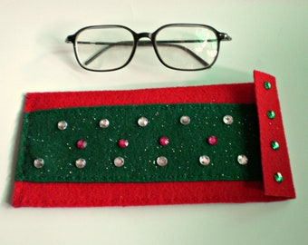 Eyeglass Case - Holiday