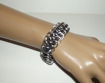 Catapiller 4-1 Chainmaille Bracelet
