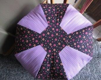 Fantastic Pouf Pillow, 18 inch