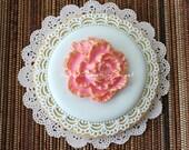 Flower Cookie - Peony Wedding - Wedding Favors - Bridal Shower Gift