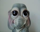 Vintage Rossini Elephant - Japan - Retro Home - Ceramic