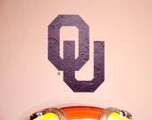 OU Logo - Wall Decal - University of Oklahoma
