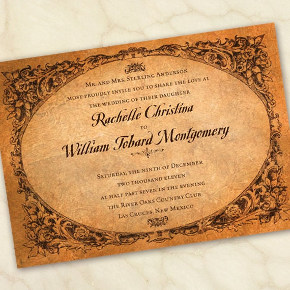 Wedding Shower Invitations Etsy with great invitations design